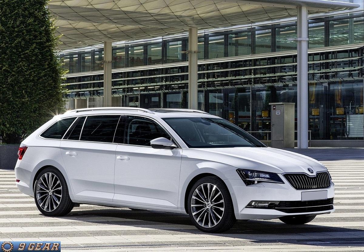 the new skoda superb combi 2016 car reviews new car pictures for 2018 2019. Black Bedroom Furniture Sets. Home Design Ideas