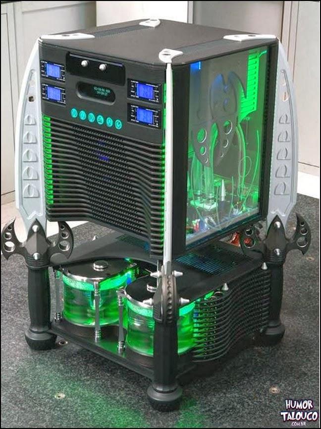 Casemods PC - Projetos