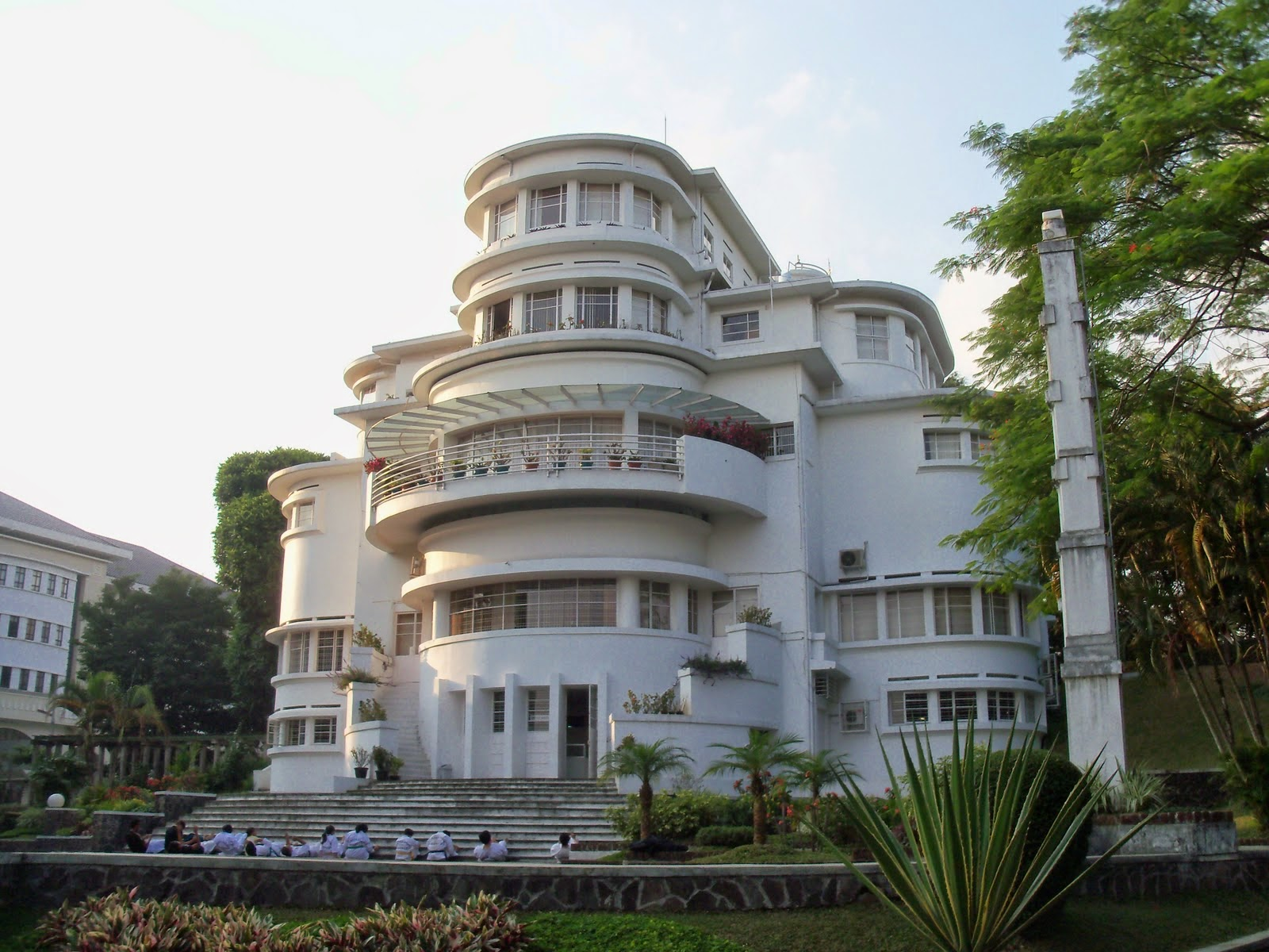 Arsitektur Hindia Belanda