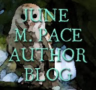 JUNE'S AUTHOR  BLOG