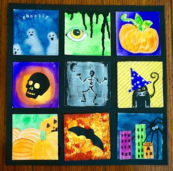 Halloween Inchies