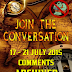 Archived Comment Section - 17 to 21 July 2015