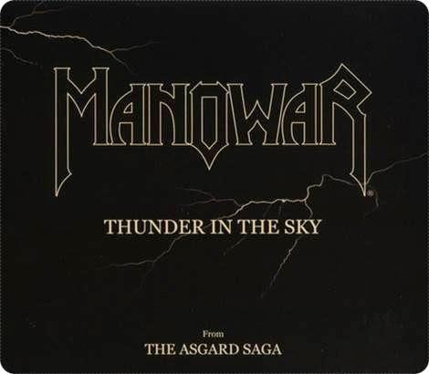 Manowar Thunder In The Sky Descargar Gratis