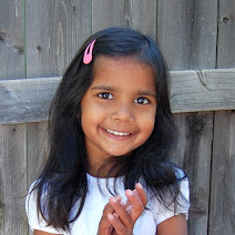 And Avika is four!