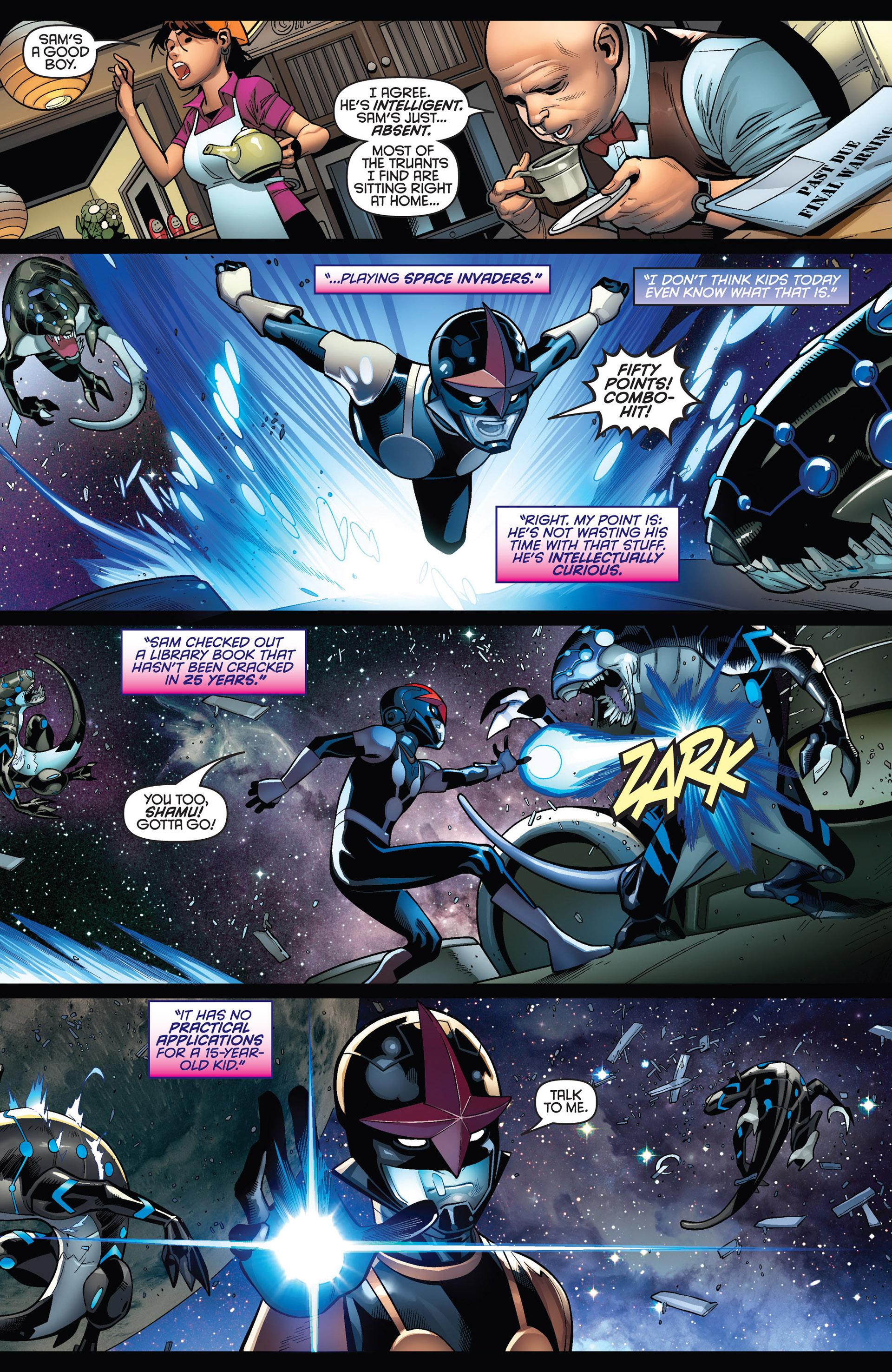 Nova (2013) - Chapter  10 | pic 28