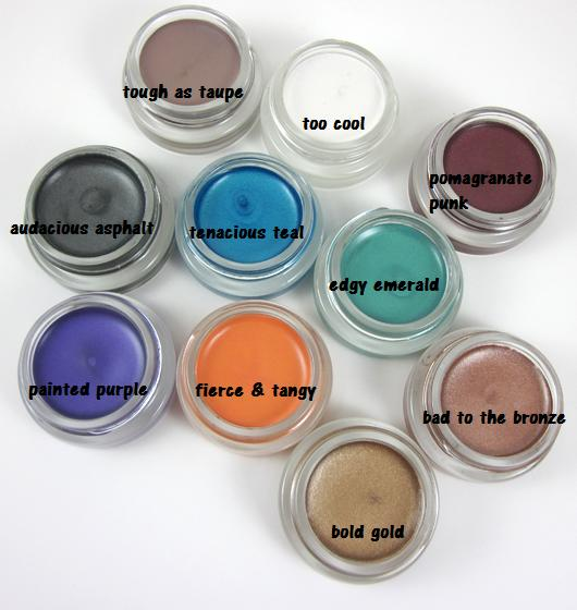 Maybelline color tattoos review love them lisa a la mode for Color tattoo maybelline