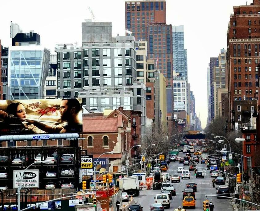 N.Y. para Cosas que siento