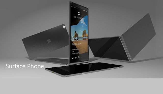 Microsoft Surface Phone 2016 Edition Concept