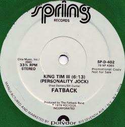 King Tim III - Personality Jock