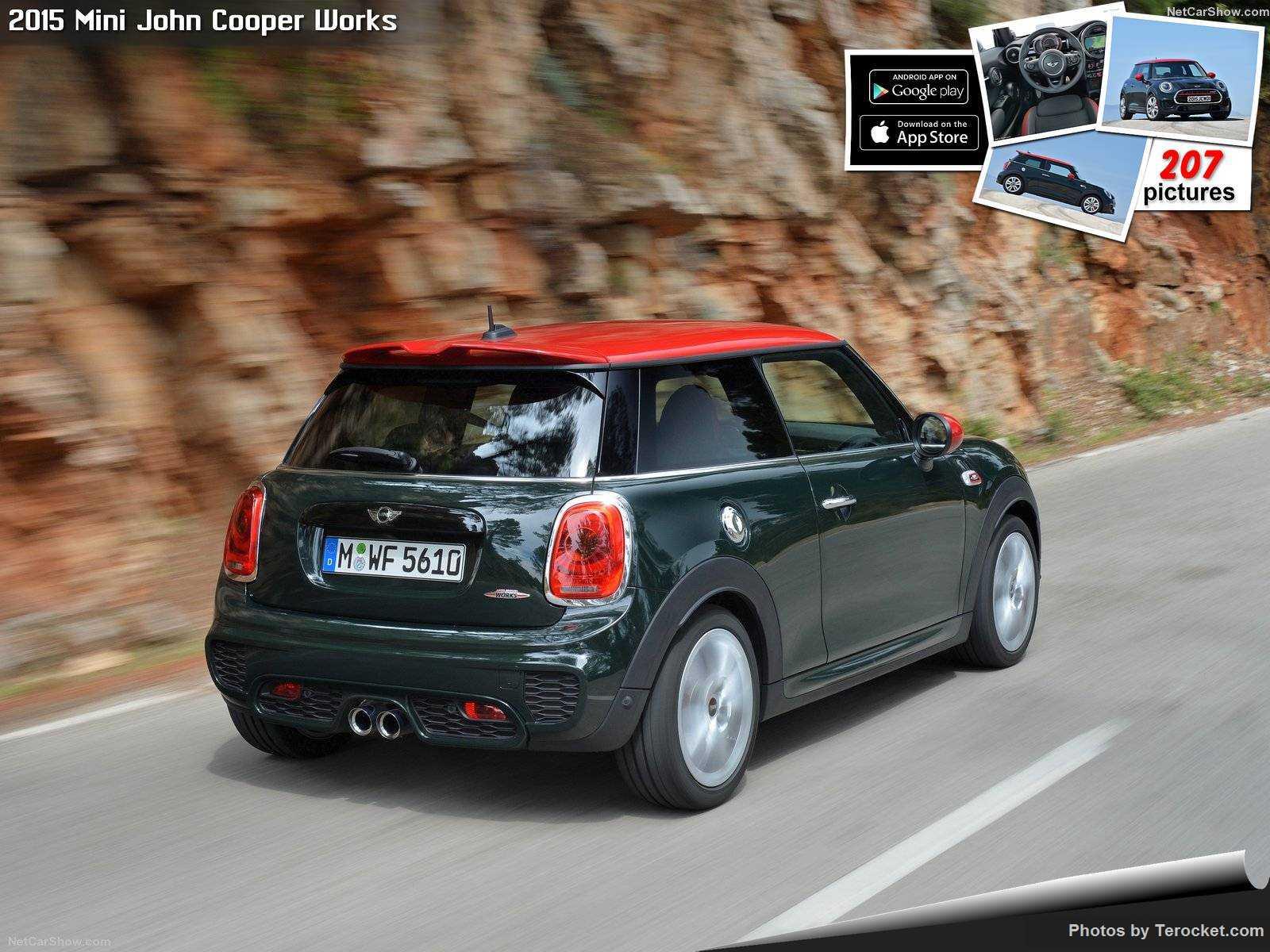 Hình ảnh xe ô tô Mini John Cooper Works 2015 & nội ngoại thất