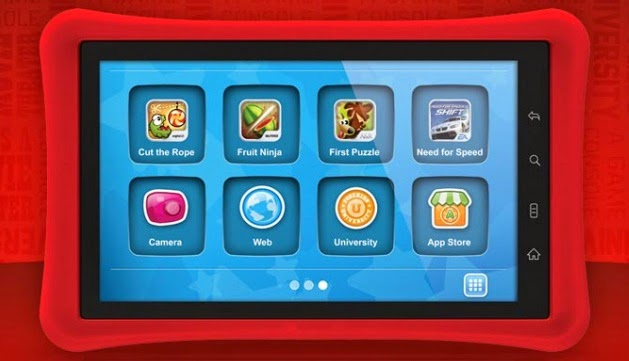 Big Tabs; Large Android Tabs For Kids Introduced By Nabi