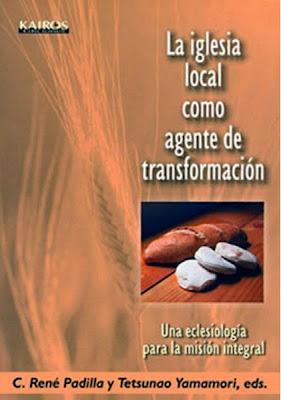 Varios Autores-La Iglesia Local,Agente De Transformación Integral-