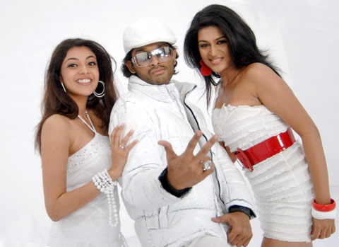 Watch Arya 2 (2009) Telugu Movie Online