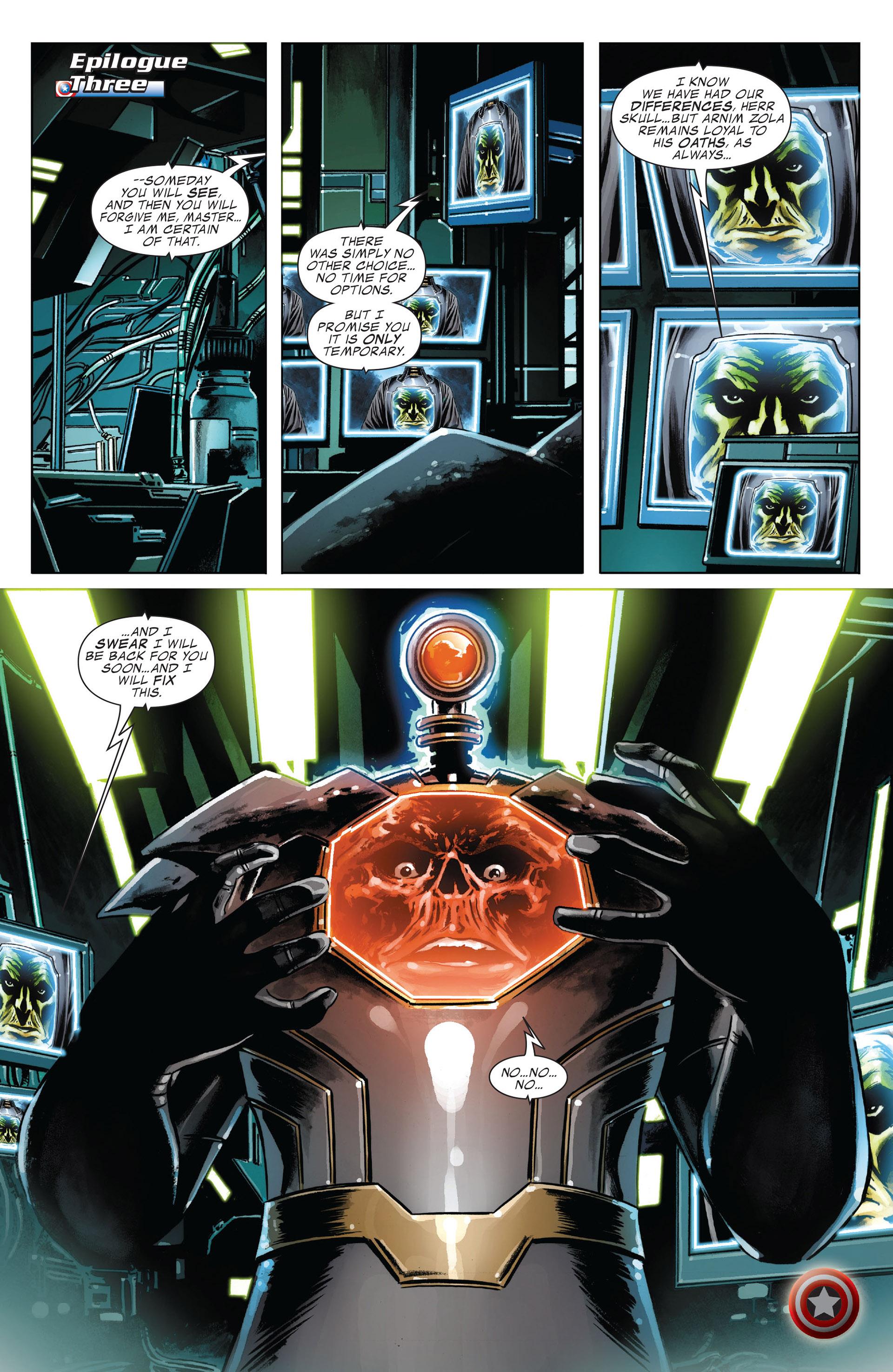 Captain America (2005) Issue #42 #42 - English 27
