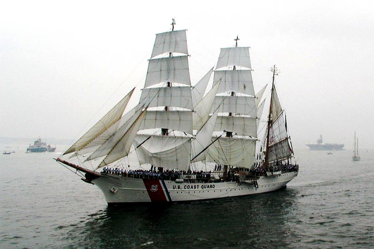 USCGC Eagle (WIX-327)