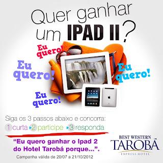 Promoção Best Western -  Hotel Tarobá Expres