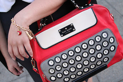 Kate Spade New York Typewriter Bag