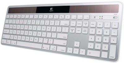 Logitech Wireless Solar Keyboard k750 za Mac