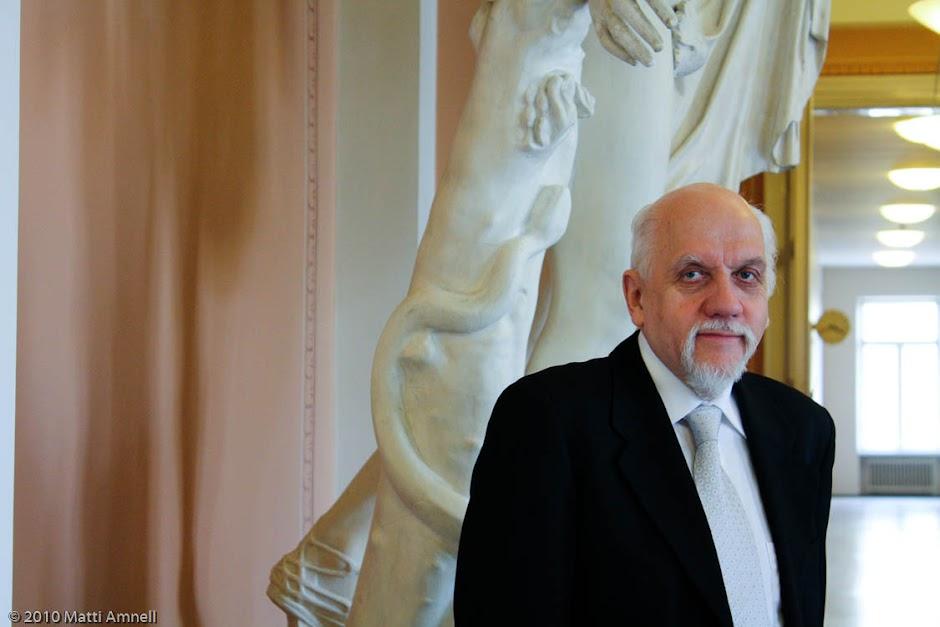 Filosofiaa ja teologiaa.Matti T. Amnell