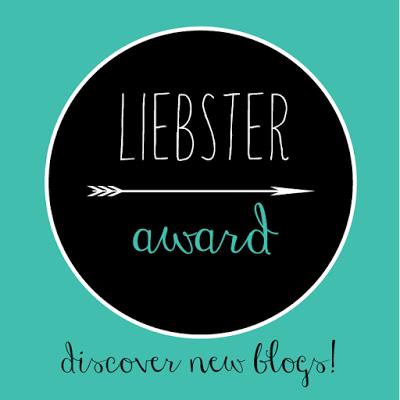 I Got Liebster Award.