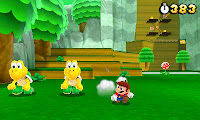 Koopa Troopa in Super Mario 3D Land