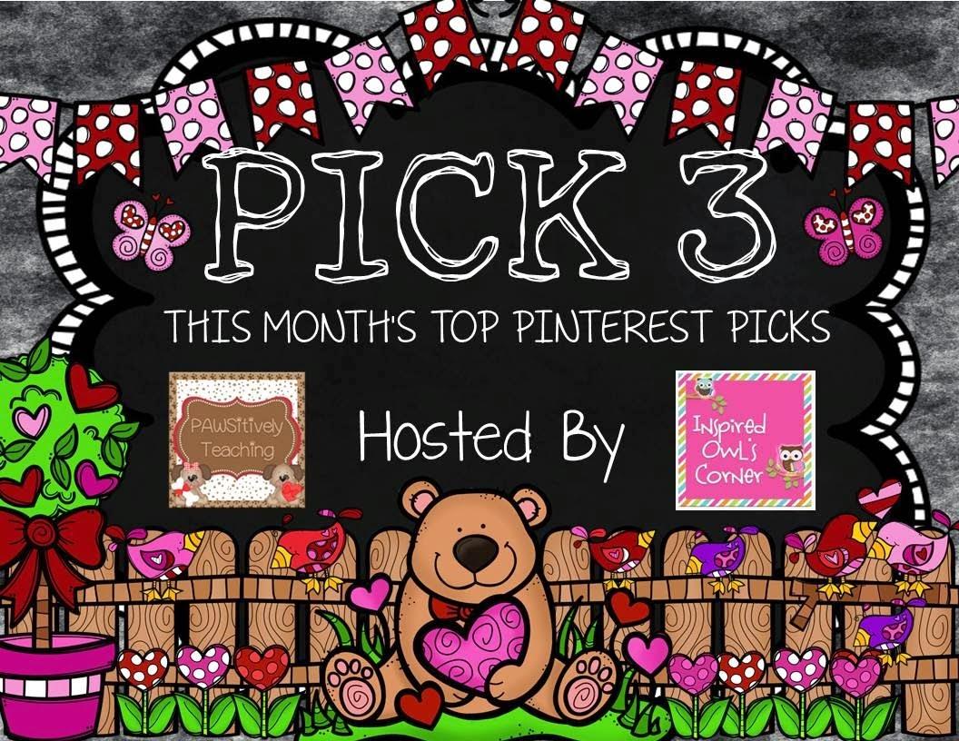 http://pawsitivelyteaching.blogspot.com/2015/02/february-pinterest-pick-3-linky.html