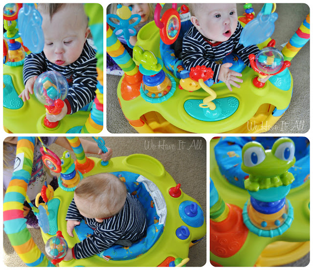 Bright Starts Entertain and Grow™ Saucer