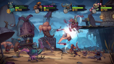 Zombie Vikings (PC) 2015