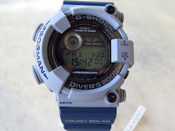 CASIO G-SHOCK FROGMAN GF-8250-ER GREY BLUE - TOUGH SOLAR - LNIB - PART B