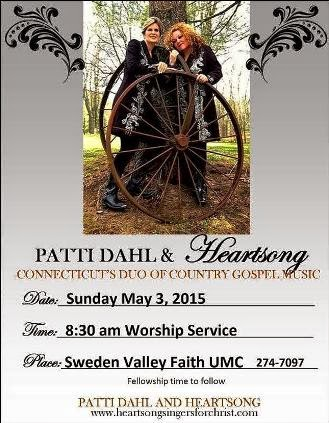 5-3 Patti Dahl & Heartsong Sweden Valley UMC