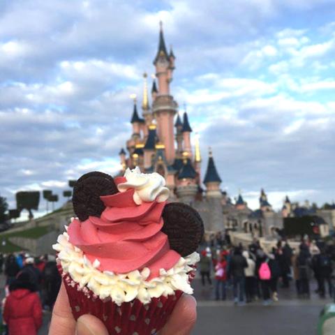 Nos cupcakes à Disneyland® Paris