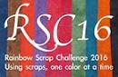 Rainbow Scrap Challenge 2016