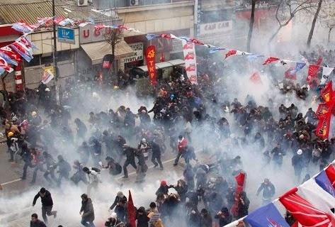 Turki Bergejolak, Tolak Kemenangan Erdogan
