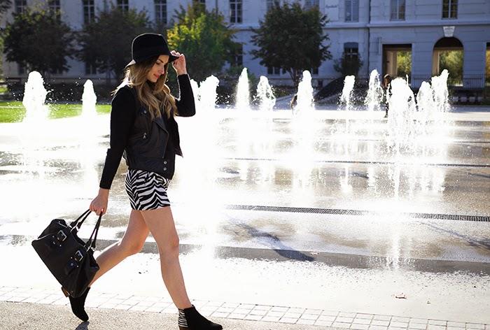 french fashion blogger