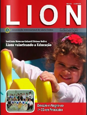 REVISTA LION SUDESTE