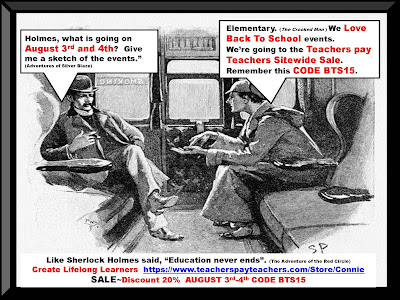 Teachers pay Teachers Back To School 2015 Sale