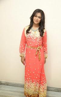 Actress Avika Gor Latest Picture Gallery at Lakshmi Raave Maa Intiki Trailor Launch 7