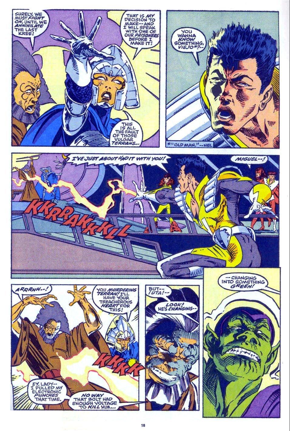 Captain America (1968) Issue #400b #346 - English 15