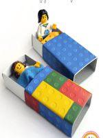 TUTORIAL GRATIS CAMA LEGO CON CAJA DE CERILLAS