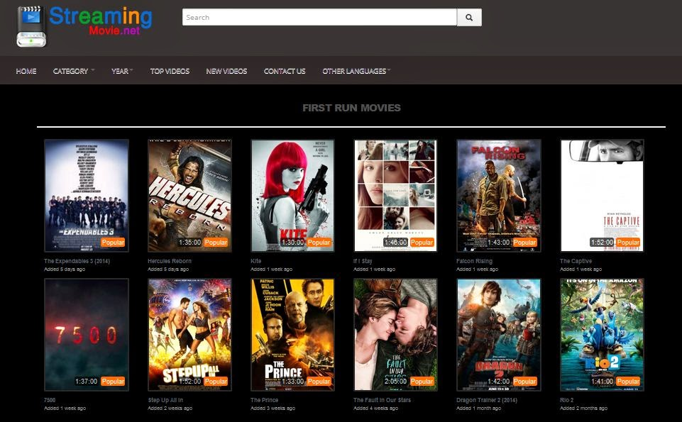 Free movie downloads streaming