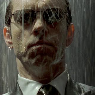 agent smith - The Matrix