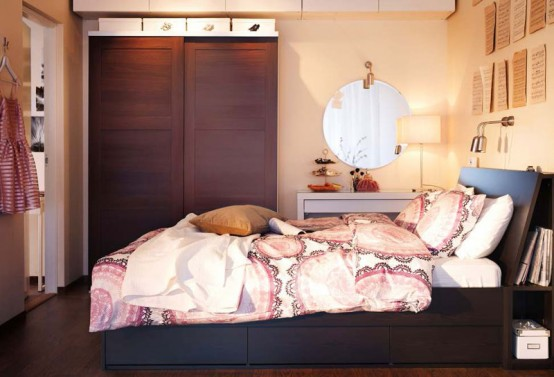 Inspiring Bedrooms Design Ideas Best Ikea Bedroom Designs For 2012