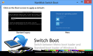 Ubah Tampilan Boot Loader Windows 8