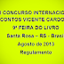 III Concurso Internacional de Contos Vicente Cardoso