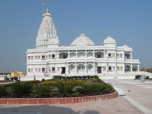 храм во Вриндаване