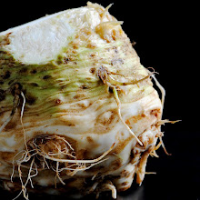 Celeriac and Cabbage