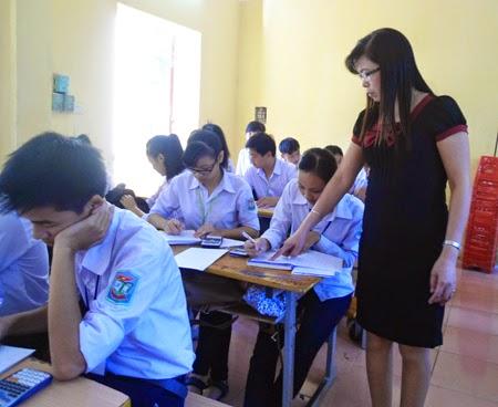 Giúp thí sinh khối A tự tin vượt qua kỳ thi THPT quốc gia