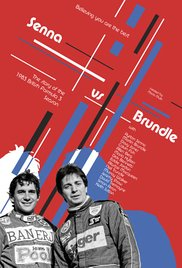 Senna vs Brundle