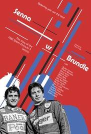 Senna vs Brundle