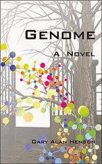 'Genome' the novel on Barnes and Noble